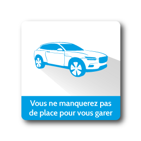 Pictogramme Voiture